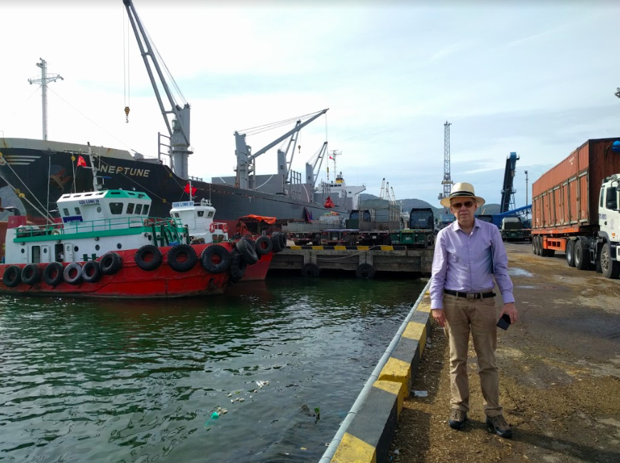 Qui Nhon Deep water port